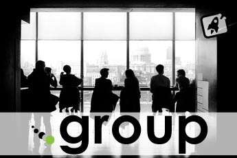 ¡Registra tu dominio .group!